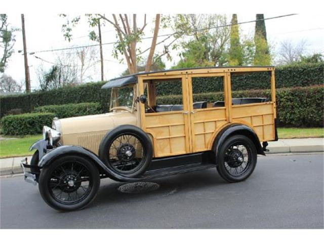 1928 Ford Model A   633973