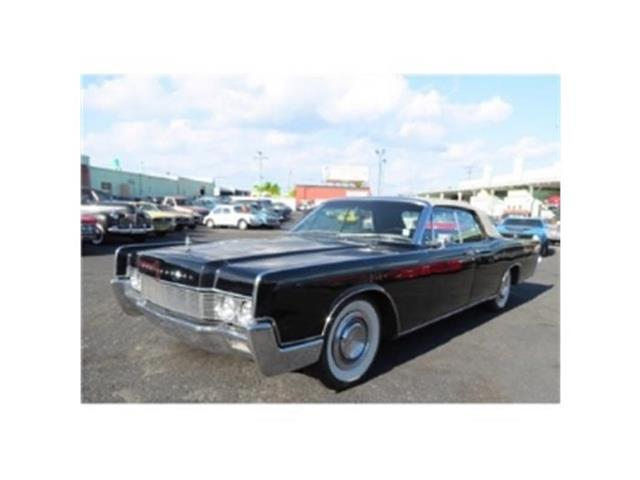 1967 Lincoln Continental | 630398