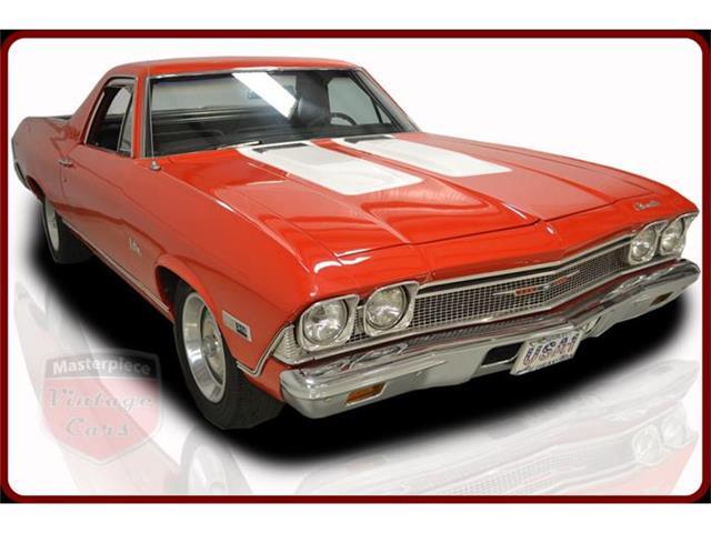 1968 Chevrolet El Camino | 634058