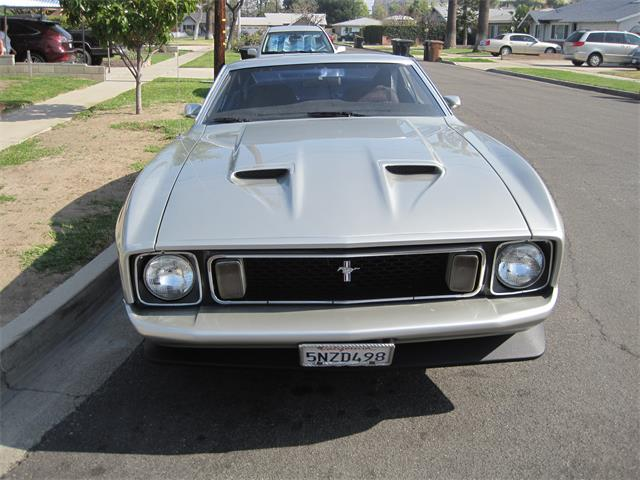 1973 Ford Mustang Mach 1 | 634116