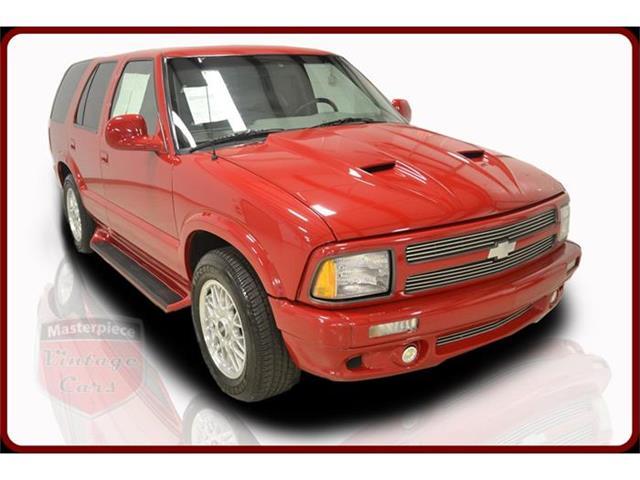 1995 Chevrolet Blazer | 634512