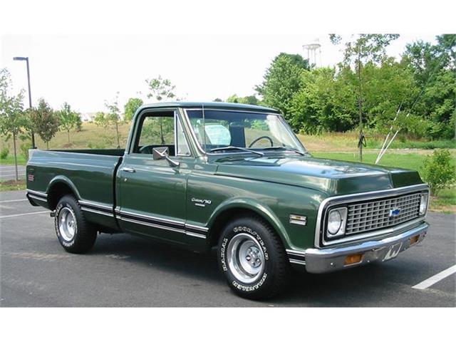 1971 Chevrolet C/K 10 | 634523