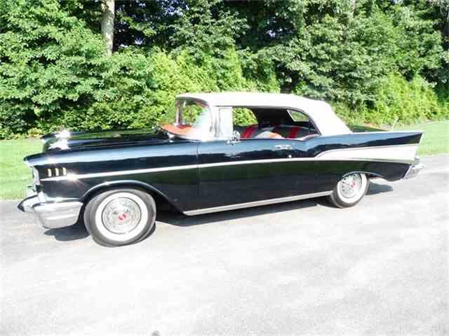 1957 Chevrolet Bel Air   634542