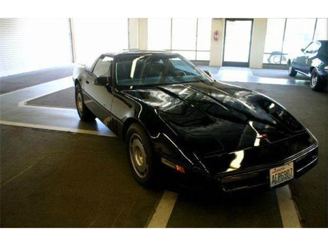 1987 Chevrolet Corvette | 634784