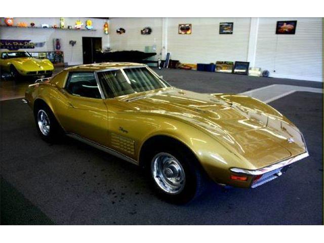 1972 Chevrolet Corvette | 634787
