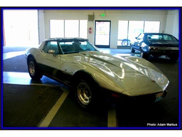 1978 Chevrolet Corvette | 634793
