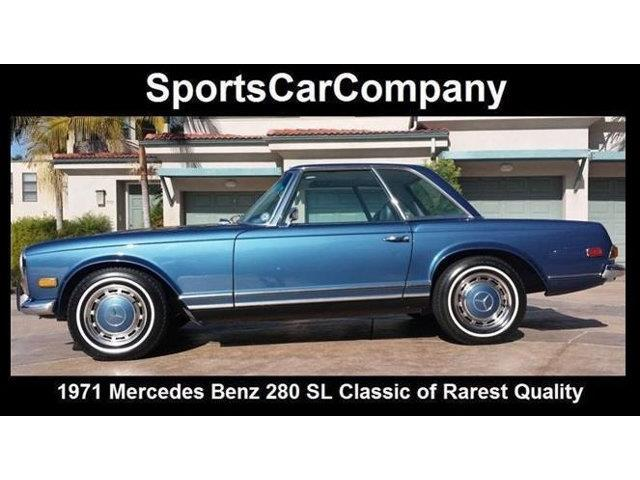 1971 Mercedes-Benz 280SL | 634849