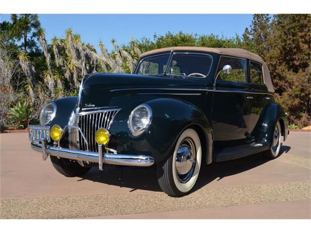 1939 Ford Deluxe | 634858