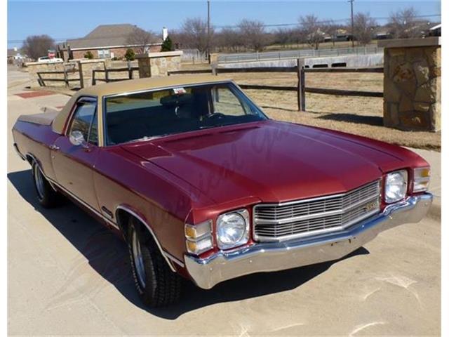 1971 GMC Sprint | 634902