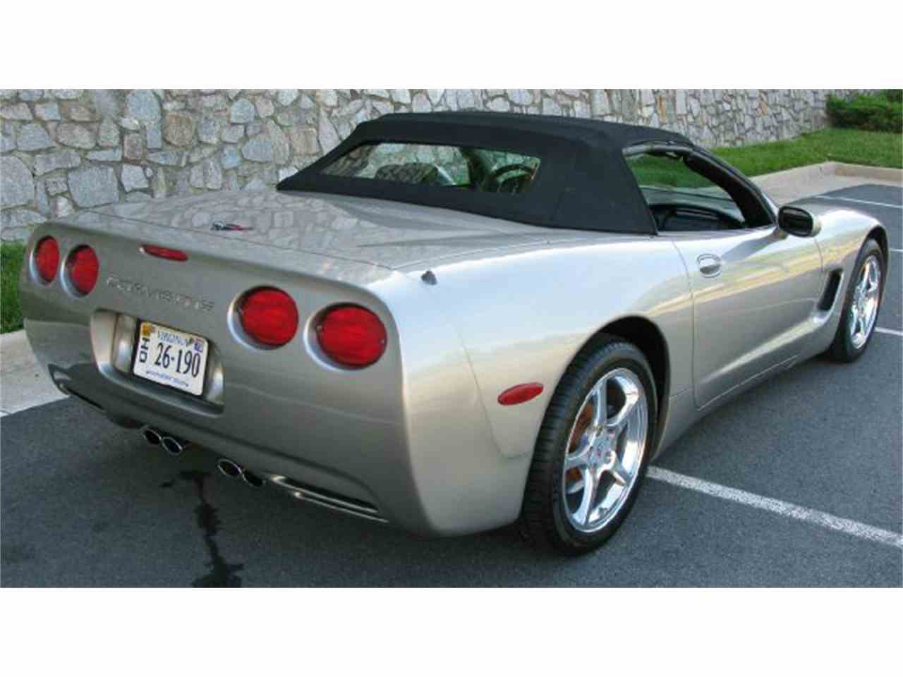 Large Picture of '01 Corvette - DIIC