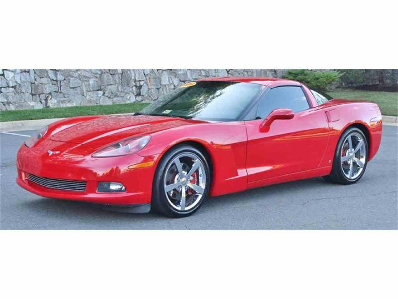 2006 chevrolet corvette for sale cc 630523. Black Bedroom Furniture Sets. Home Design Ideas