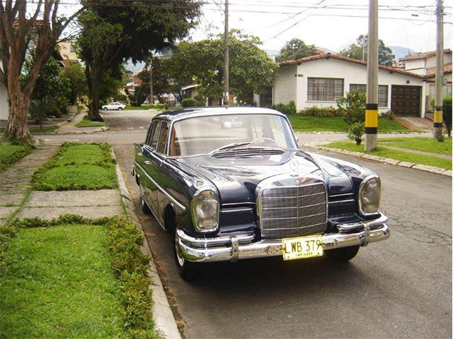 1961 Mercedes-Benz 220S | 635321