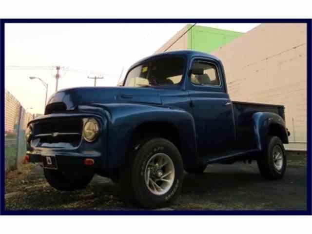 1952 International Pickup | 635369