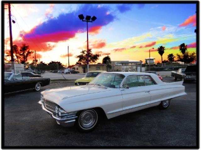 1962 Cadillac Series 62 | 635370