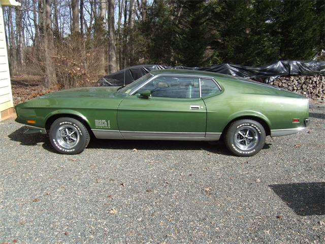 1972 Ford Mustang Mach 1 | 635503