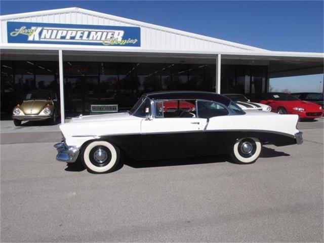 1956 CHEVROLET 210 2 DR HARD TOP | 635572