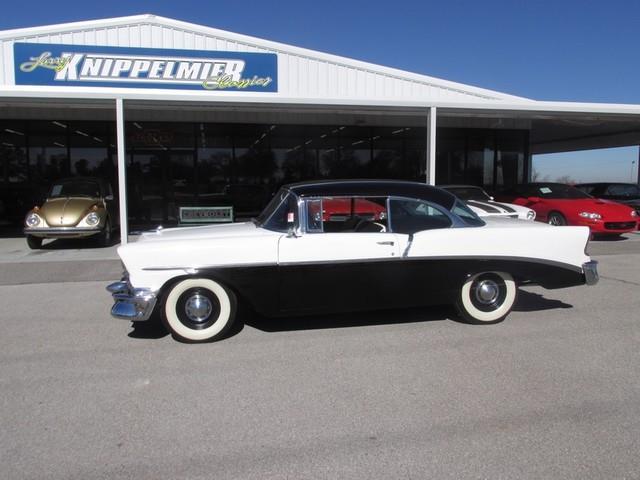 1956 CHEVROLET 210 2 DR HARD TOP | 635572
