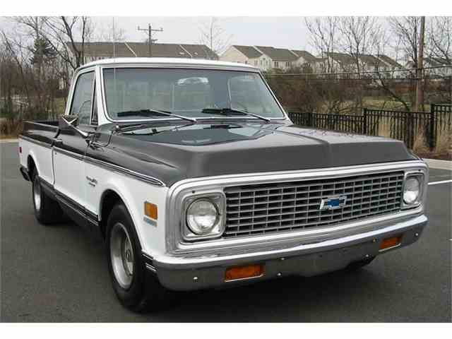 1972 Chevrolet C/K 10 | 630565