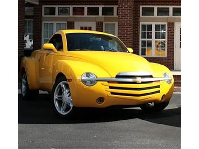 2003 Chevrolet SSR | 635711