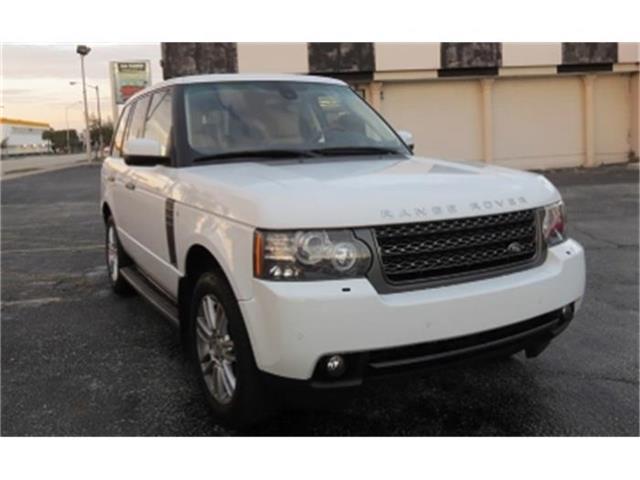 2011 Land Rover Range Rover | 635925