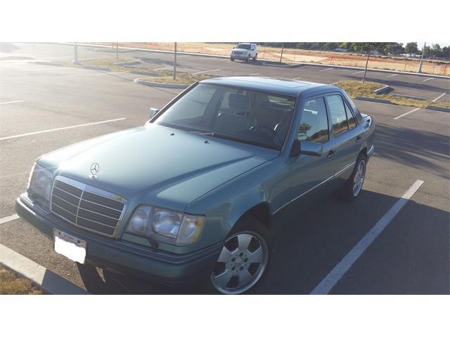 1994 mercedes benz e class for sale cc for Pleasanton mercedes benz dealer