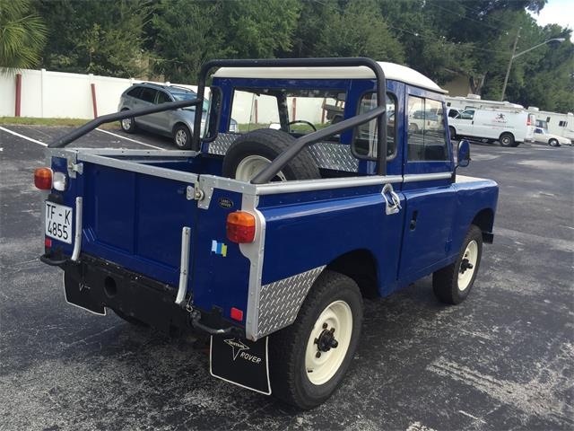 1973 Land Rover Defender | 636071