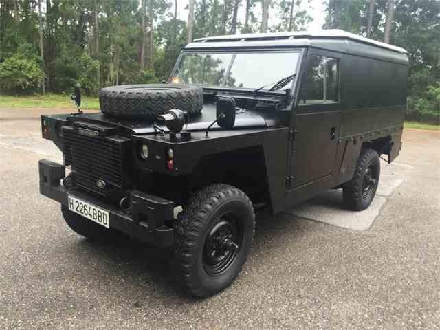 1973 Land Rover Defender | 636071