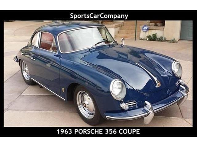 1963 Porsche 356 | 636111