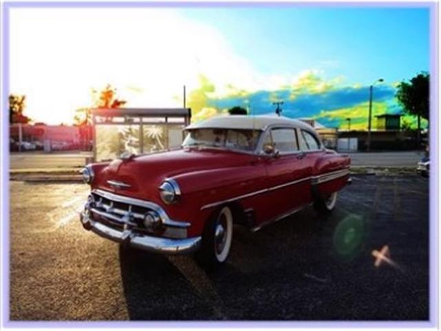 1953 Chevrolet Bel Air | 636185
