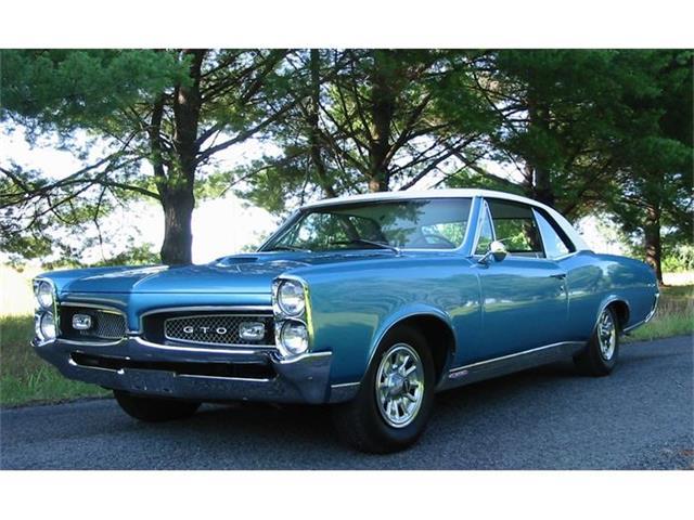 1967 Pontiac GTO | 636292