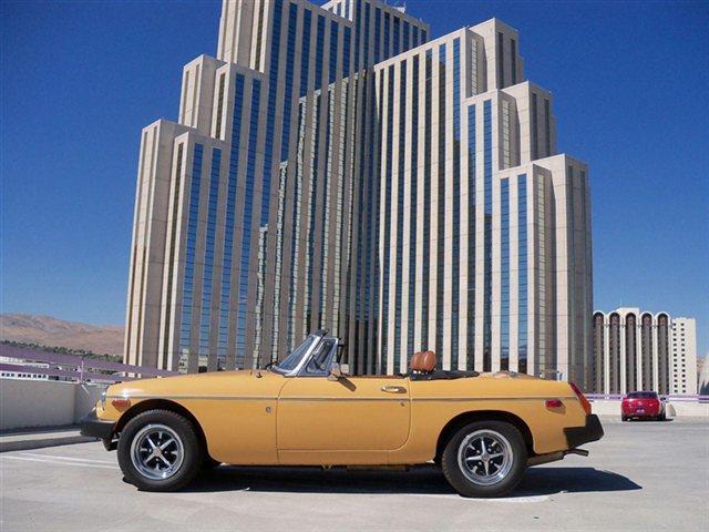1977 MG MGB | 636304