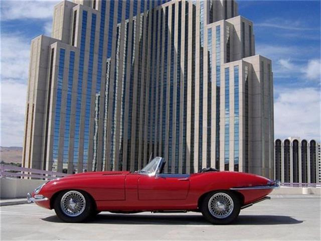 1966 Jaguar XKE | 636305
