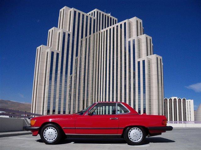 1986 Mercedes-Benz 560 | 636332
