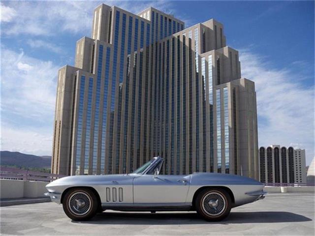 1966 Chevrolet Corvette   636343