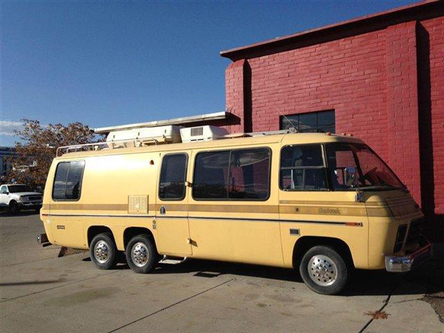Classic gmc motorhome for sale on 2 for Classic motor homes for sale