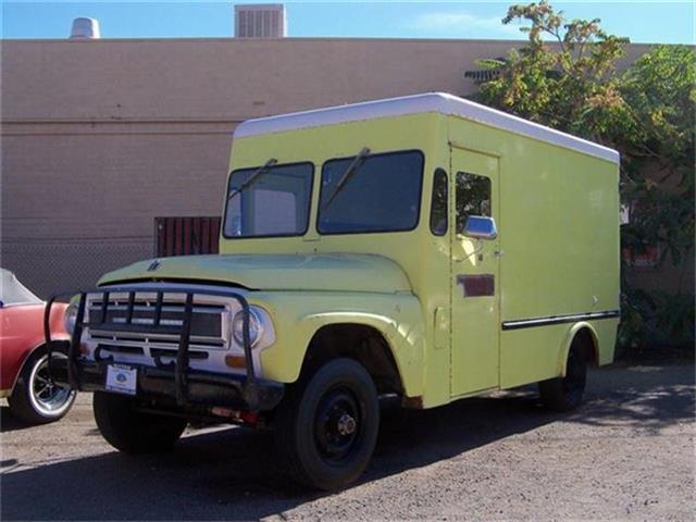 1967 International Panel Truck   636351
