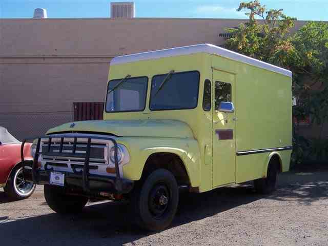 1967 International Panel Truck | 636351