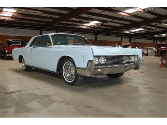 1966 Lincoln Continental | 636478