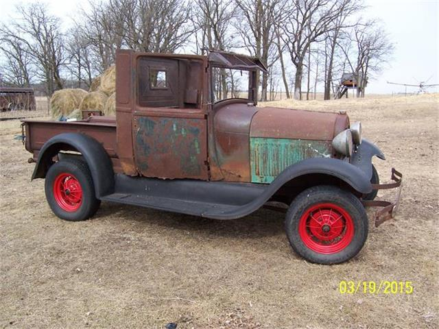 1929 Ford 1/2 Ton Pickup | 636645