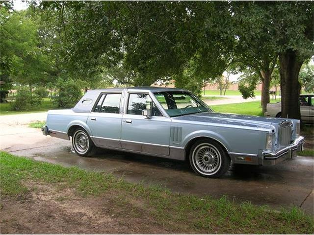 1983 Lincoln Continental Mark VI | 636647