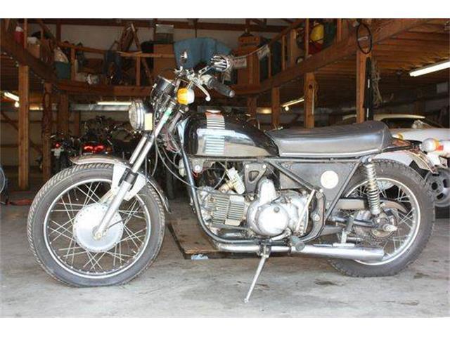 1972 Harley-Davidson Sprint 350 | 636695