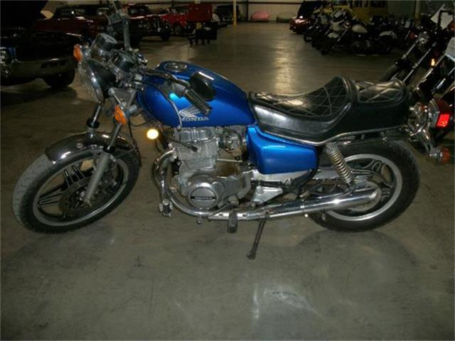 1981 Honda CM400   636699