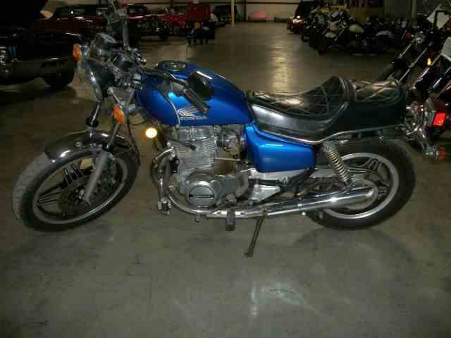 1981 Honda CM400 | 636699