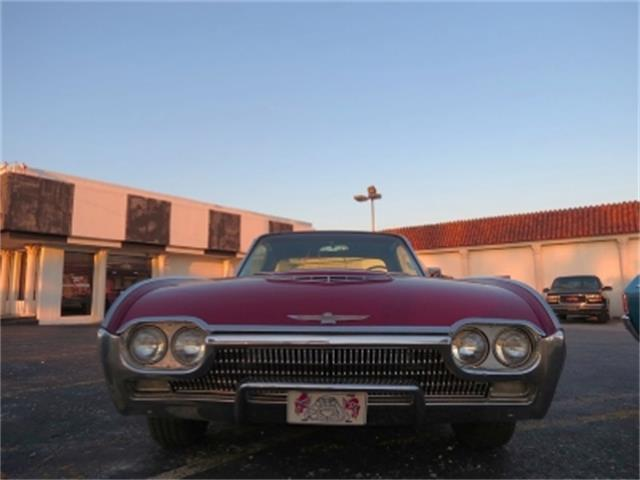 1961 Ford Thunderbird | 636857