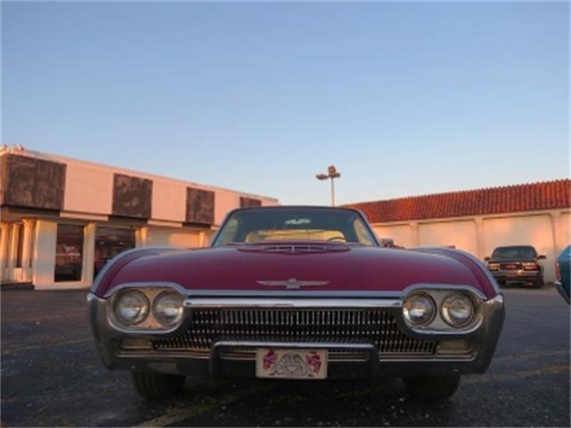 1961 Ford Thunderbird | 636857