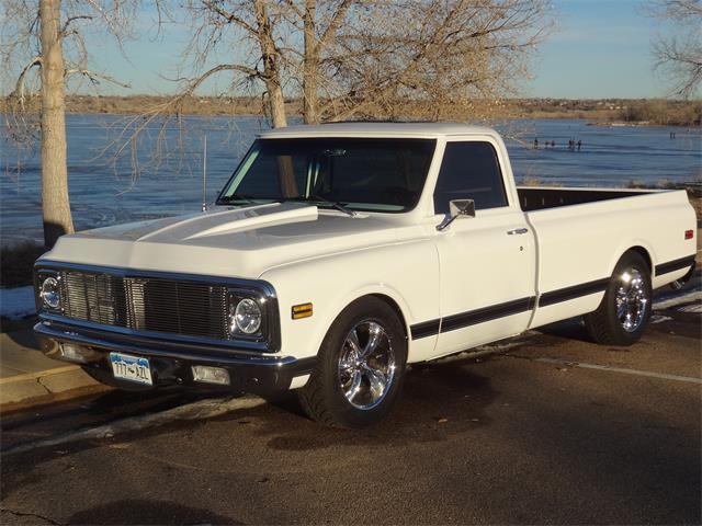 1972 Chevrolet C/K 10 | 637175