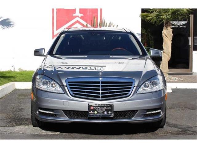 2012 Mercedes-Benz S550 | 637209