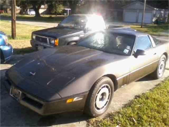1984 Chevrolet Corvette | 637539