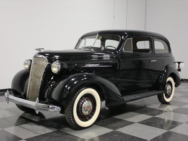 1937 Chevrolet Master | 637650