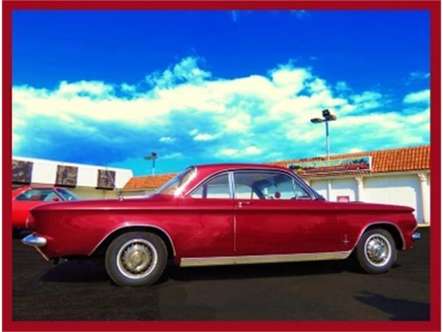 1964 Chevrolet Corvair   637659